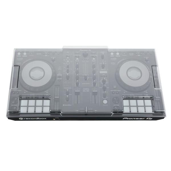 Pioneer DDJ-800 2-Channel DJ Controller with Decksaver Cover - Bundle