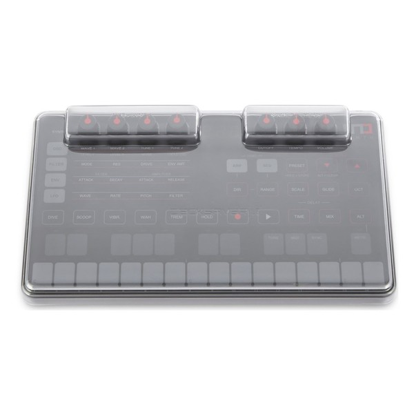IK Multimedia UNO Drum with Decksaver Cover - Full Bundle