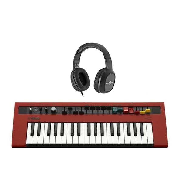Yamaha reface YC Combo Organ - Full Bundle