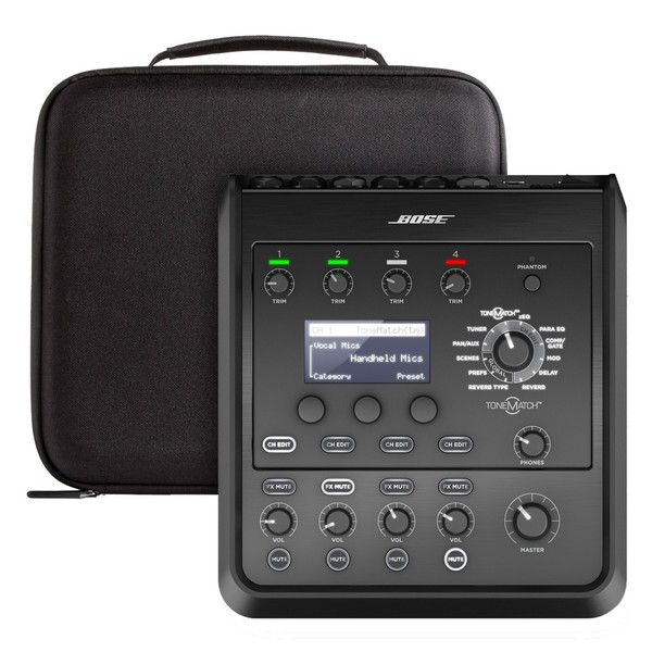 Bose Tonematch T4S with Carry Case