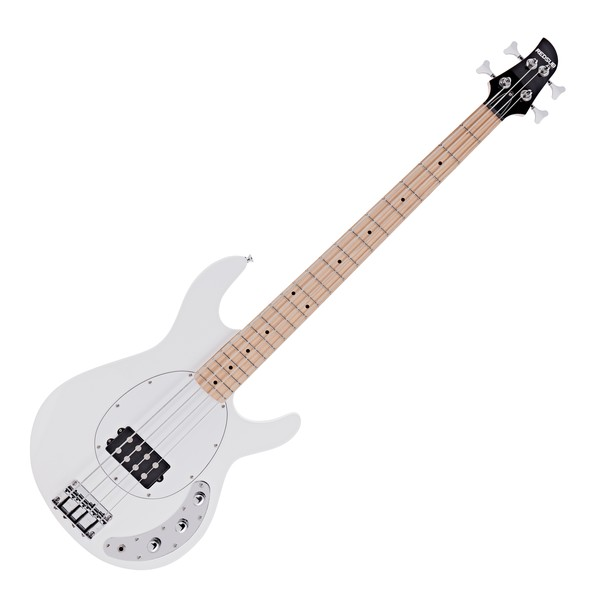 RedSub PK Bass Guitar, Snow White