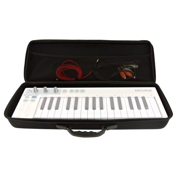 Arturia Keystep Analog Pulse Case - Front Open (Controller Not Included)