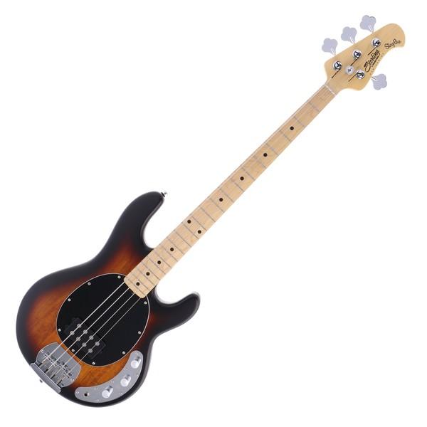 Sterling SUB StingRay Bass MN, Vintage Sunburst Satin main