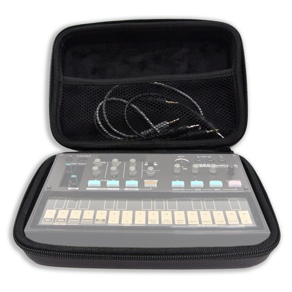 Analog Cases GLIDE Case For Korg Volca Series - Front Open (Volca and Cables Not Included)