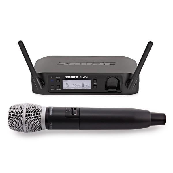Shure GLXD24/SM86 Digital Wireless Microphone System