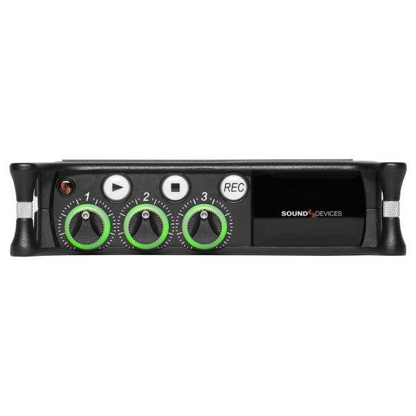 Sound Devices MixPre 3 MK2 - Front