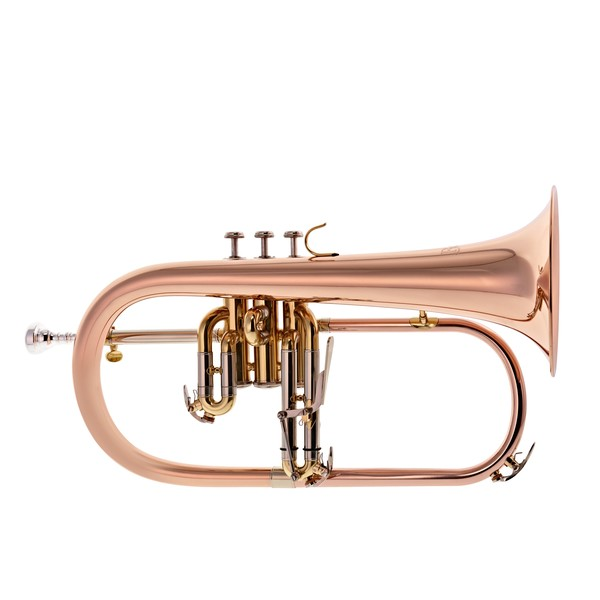 Bach FH501 Student Flugel Horn Outfit