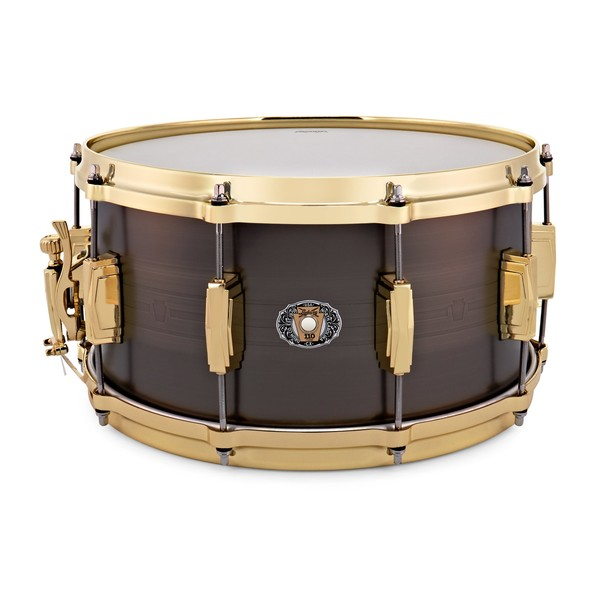 """Ludwig 14 x 7"""" 110th Anniversary Heirloom Snare Drum main"""