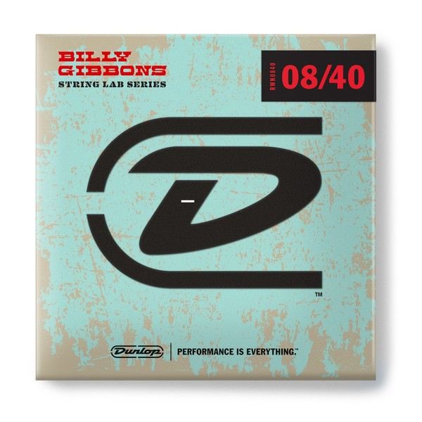 Dunlop R.Willy Electric Guitar Strings 08-40 Light - Main