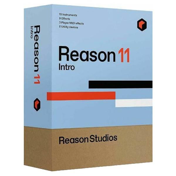 Reason Intro 11