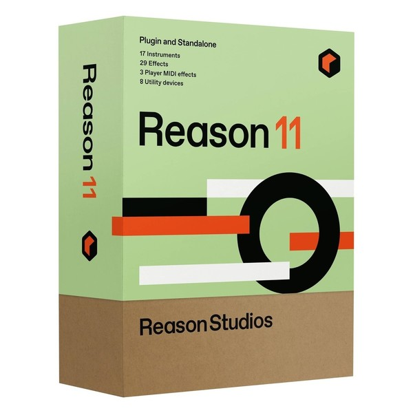 Upgrade to Reason 11 from Intro/Essentials/Lite owners
