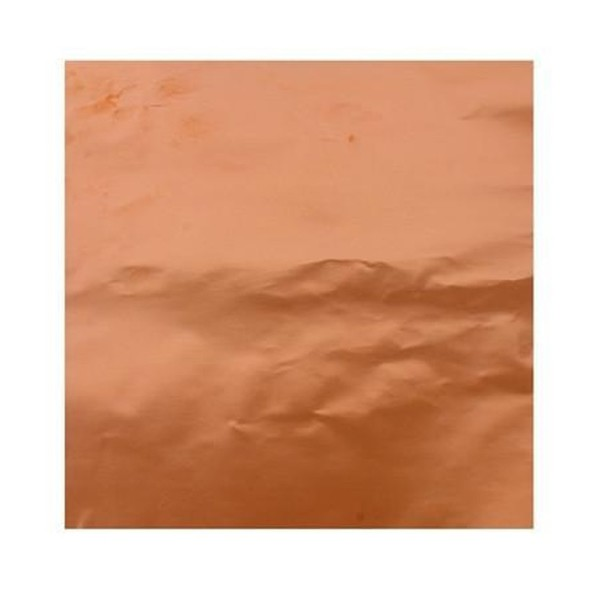 Allparts Shielding - Copper Sheet - Front View