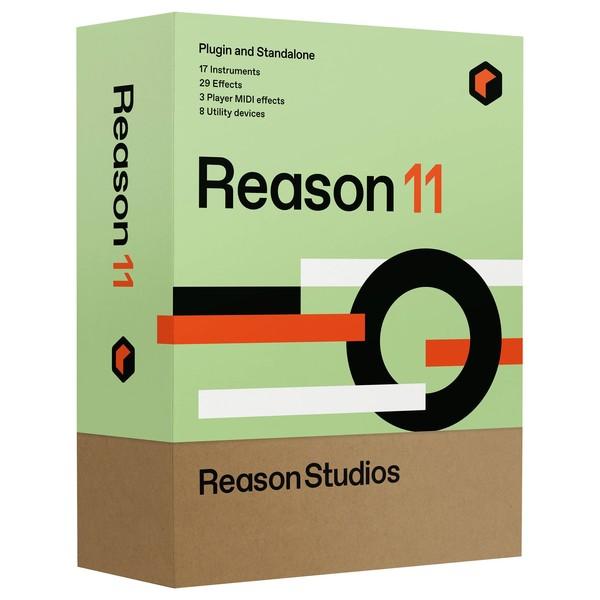 Reason 11 Student/Teacher - Boxed