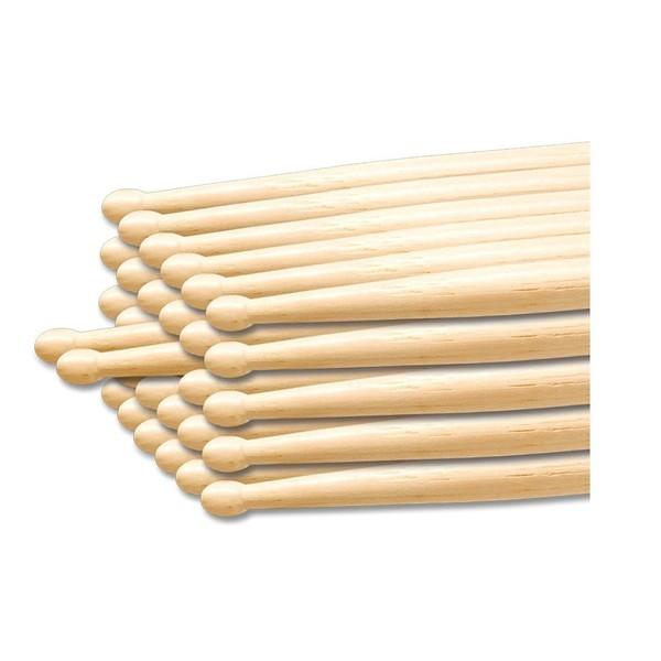 Percussion Plus 7A Stick Brick, 12 pairs