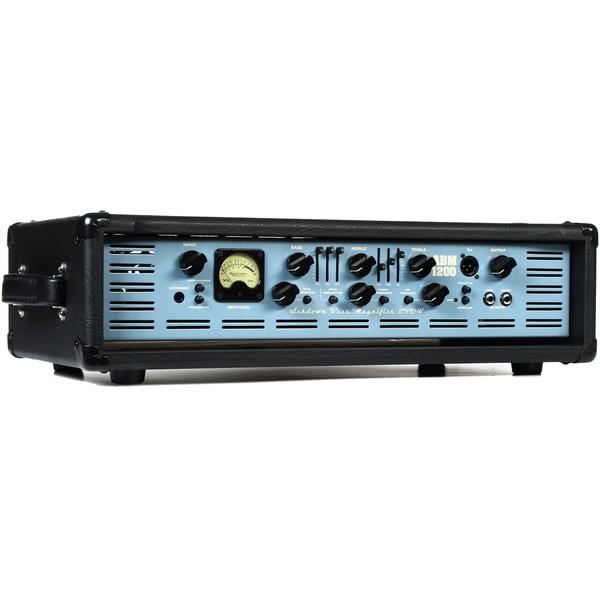 Ashdown ABM-1200-EVO IV 1200w Bass Magnifier Bass Amp Head