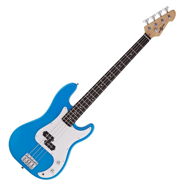 LA Bass Guitar by Gear4music, Blue