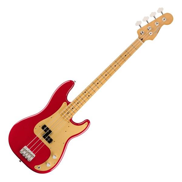Fender Vintera 50s Precision Bass MN, Dakota Red