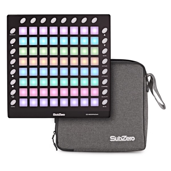 SubZero ControlPad64 Bag Pack