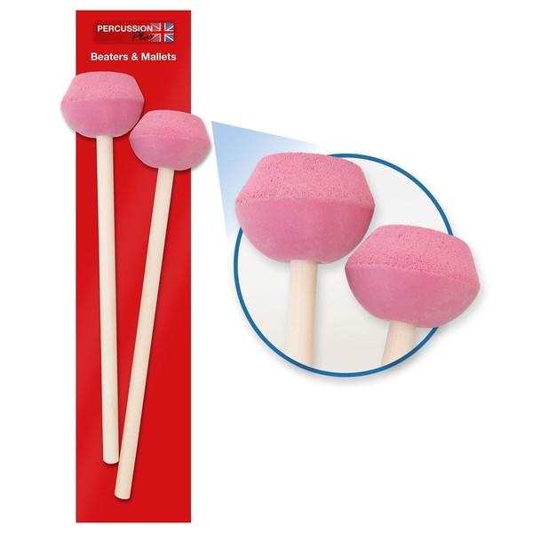 Percussion Plus Low Bass Steel Pan Sticks