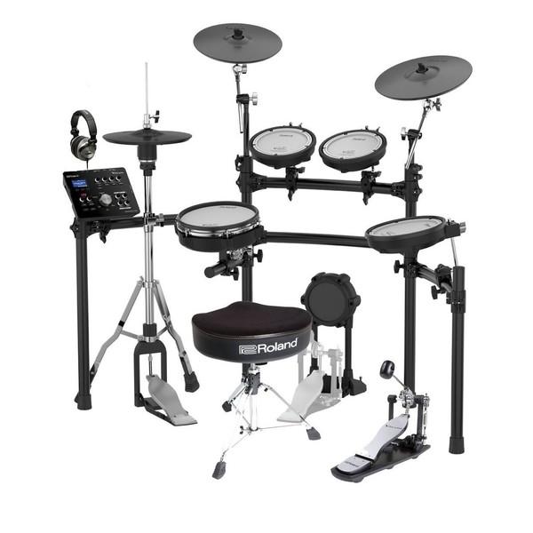 Roland TD-25K V-Drums Premium Electronic Drum Kit Bundle