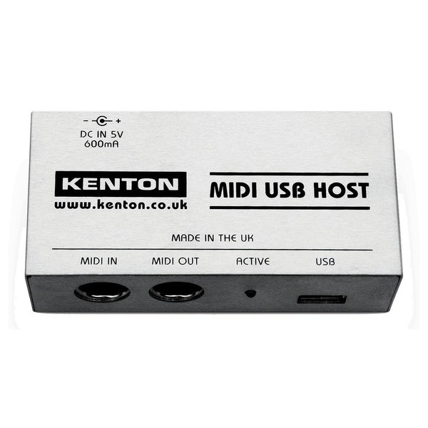 "Kenton MIDI USB Host for ""Class Compliant"" Devices - Main"