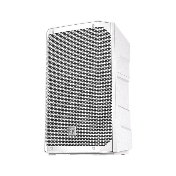 Electro-Voice ELX200-10P-W 10'' Active Speaker, White, Front