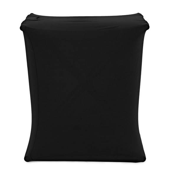 Keyboard Stand Scrim Cover, Black by Gear4music