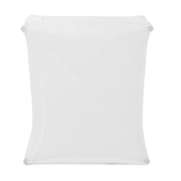 Keyboard Stand Scrim Cover, White