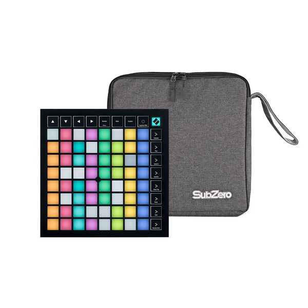 Novation Launchpad X with Case