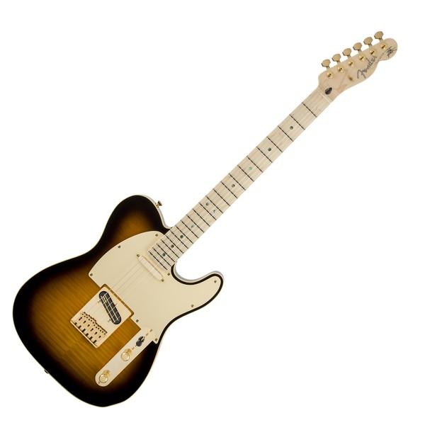 Fender Richie Kotzen Telecaster, Brown Sunburst