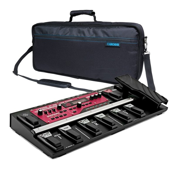 Boss RC-300 Loop Station with Bag