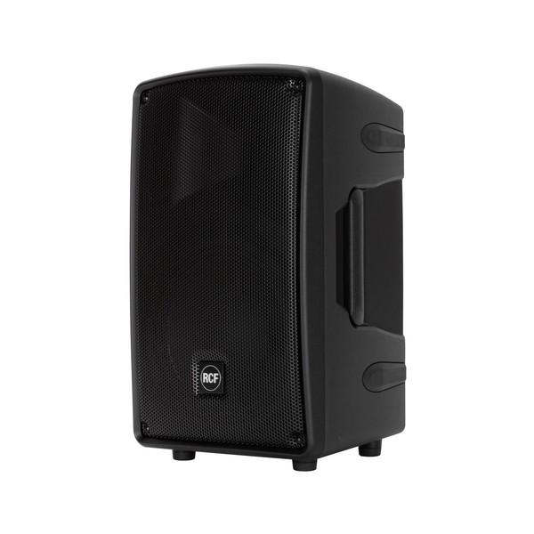 RCF HD10-A MK4 Active Speaker, Angled Left