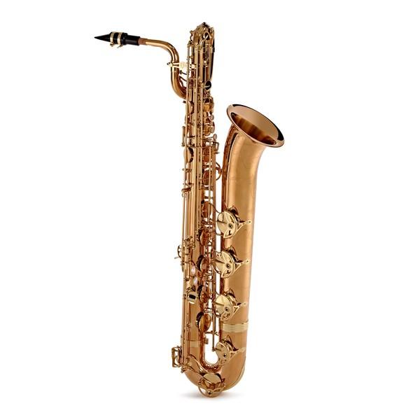 Yanagisawa BWO20 Baritone Saxophone, Gold Lacquer