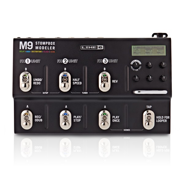 Line 6 M9 Multi-Effects Pedal