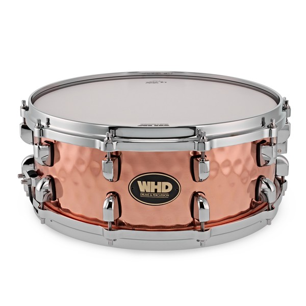 "WHD Copper 14"" x 5.5"" Snare Drum"