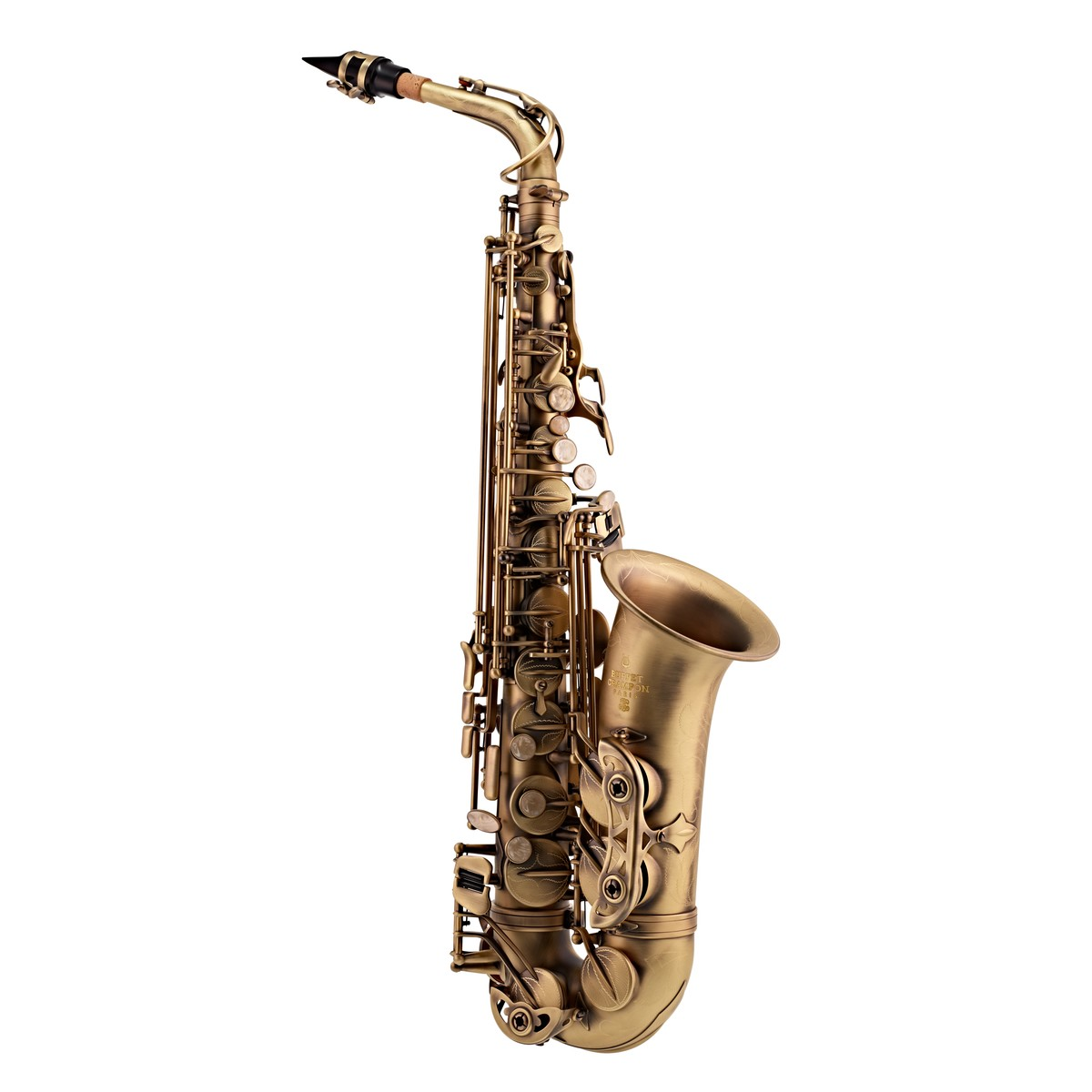 Click to view product details and reviews for Buffet 400 Series Alto Saxophone Matt.
