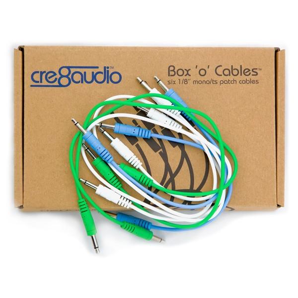 Cre8audio Box 'O' Cables - Top