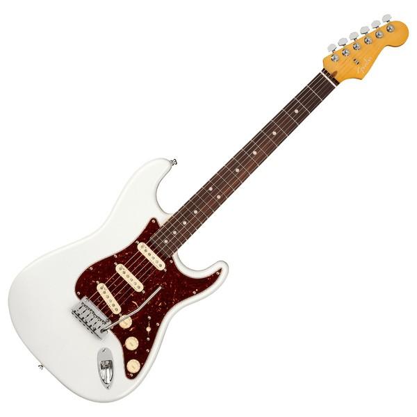 Fender American Ultra Stratocaster RW, Arctic Pearl