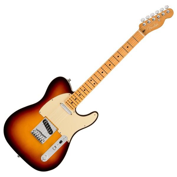 Fender American Ultra Telecaster MN, Ultraburst