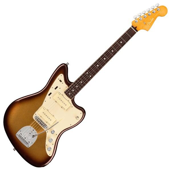 Fender American Ultra Jazzmaster RW, Mocha Burst
