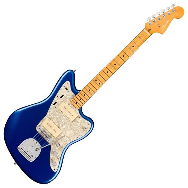 Fender American Ultra Jazzmaster MN, Cobra Blue