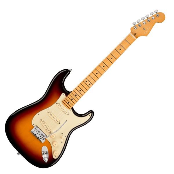 Fender American Ultra Stratocaster MN, Ultraburst - Main