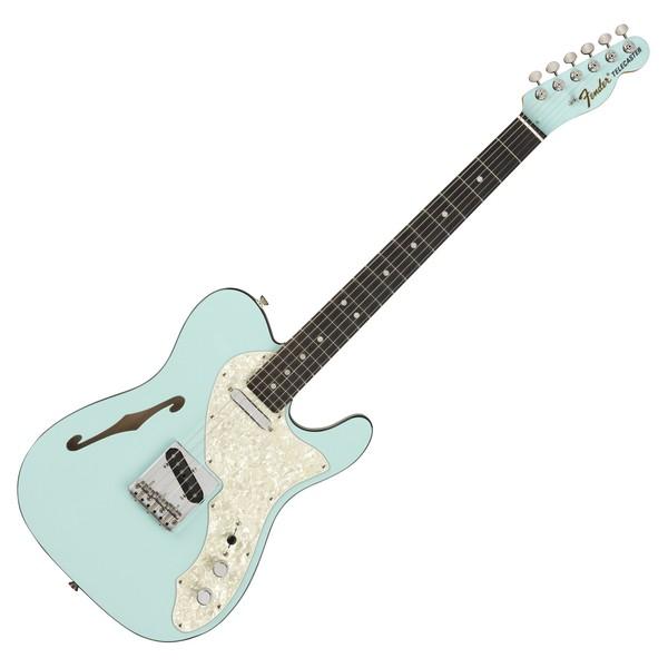 Fender FSR Two-Tone Telecaster EB, Daphne Blue