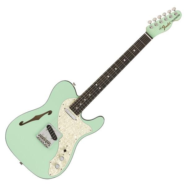 Fender FSR Two-Tone Telecaster EB, Surf Green