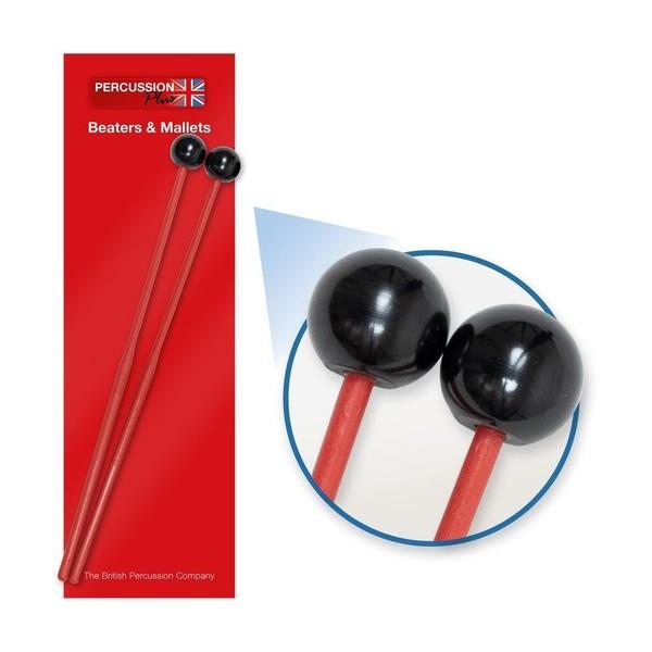 Percussion Plus Glockenspiel Beaters - Hard