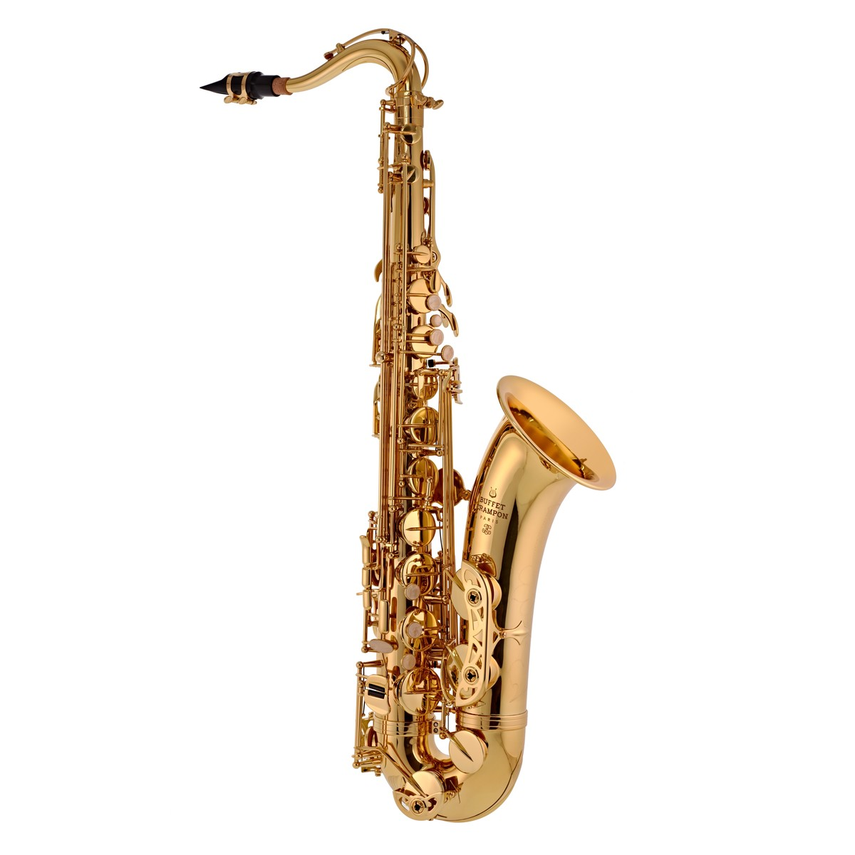 Click to view product details and reviews for Buffet 100 Series Tenor Saxophone Lacquer.