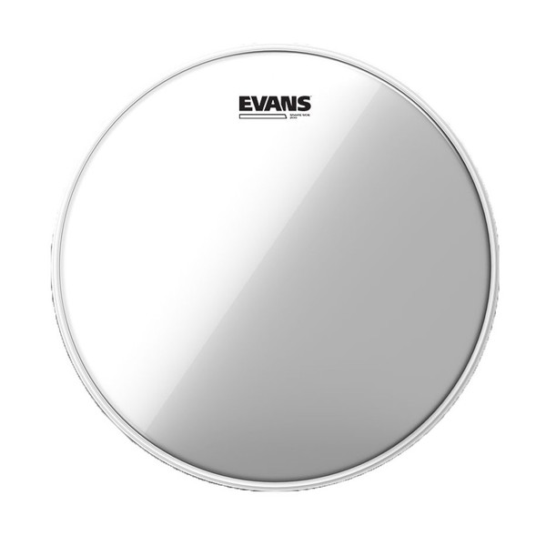 Evans Clear 200 Snare Side Drum Head, 12 Inch