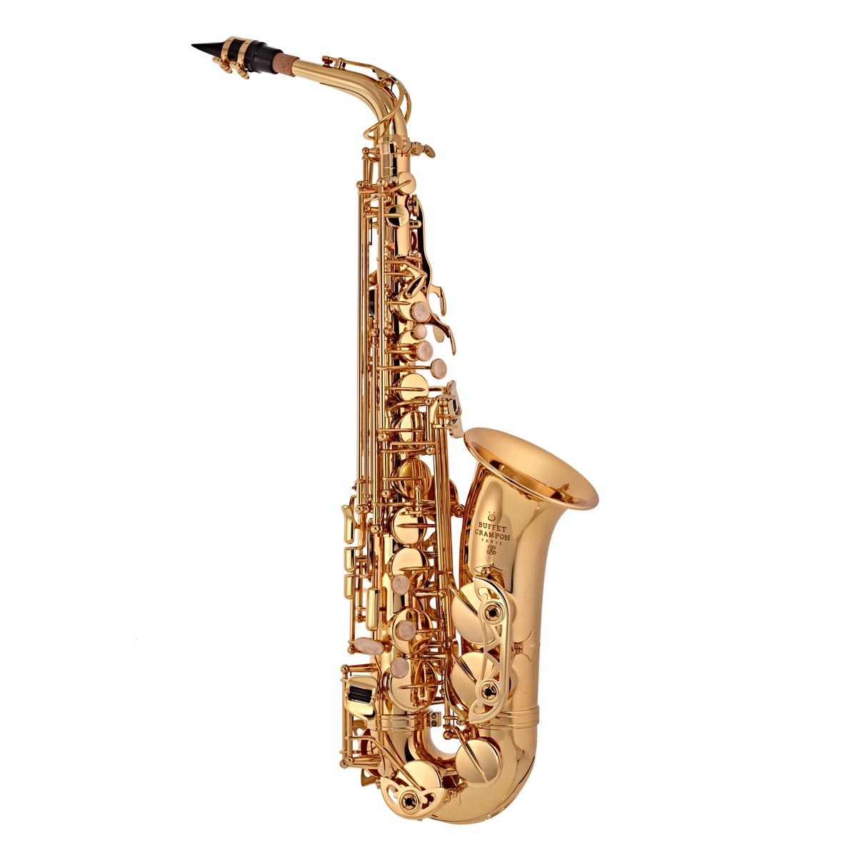 Click to view product details and reviews for Buffet 100 Series Alto Saxophone Lacquer.