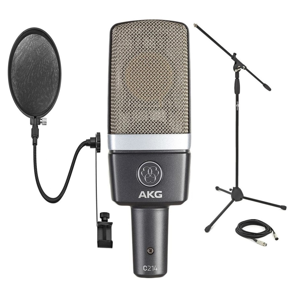 Click to view product details and reviews for Akg C214 Large Diaphragm Microphone Recording Pack.