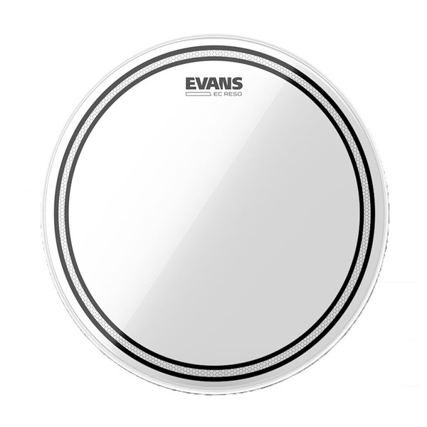 Evans EC Resonant Drum Head, 12''